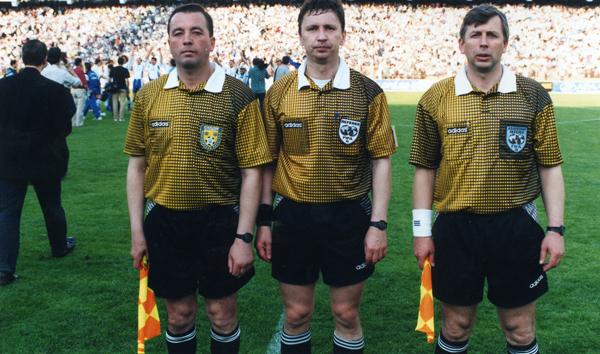 Арбітр фіналу кубку України, Голова комітету арбітрів ФФК 2004-2006 Ігор Ярменчук