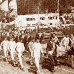 """відкриття Спартакіади на стадіоні заводу """"Арсенал"""" (1974р.)"""