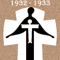 1.Знак голодомора 1932-33 гг.