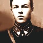 Фото М.Коротких  у формі НКВС  (через це фото його й розстріляли)