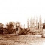 Казарми Сирецького концтабору (фото 1942 р.)