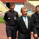 6.2006-Кубок Банникова-Парад открывает судейский корпус